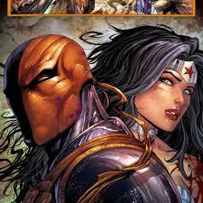 Deathstroke & Wonder Woman