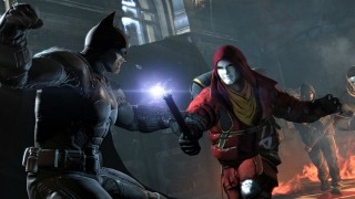Batman antihero Anarky