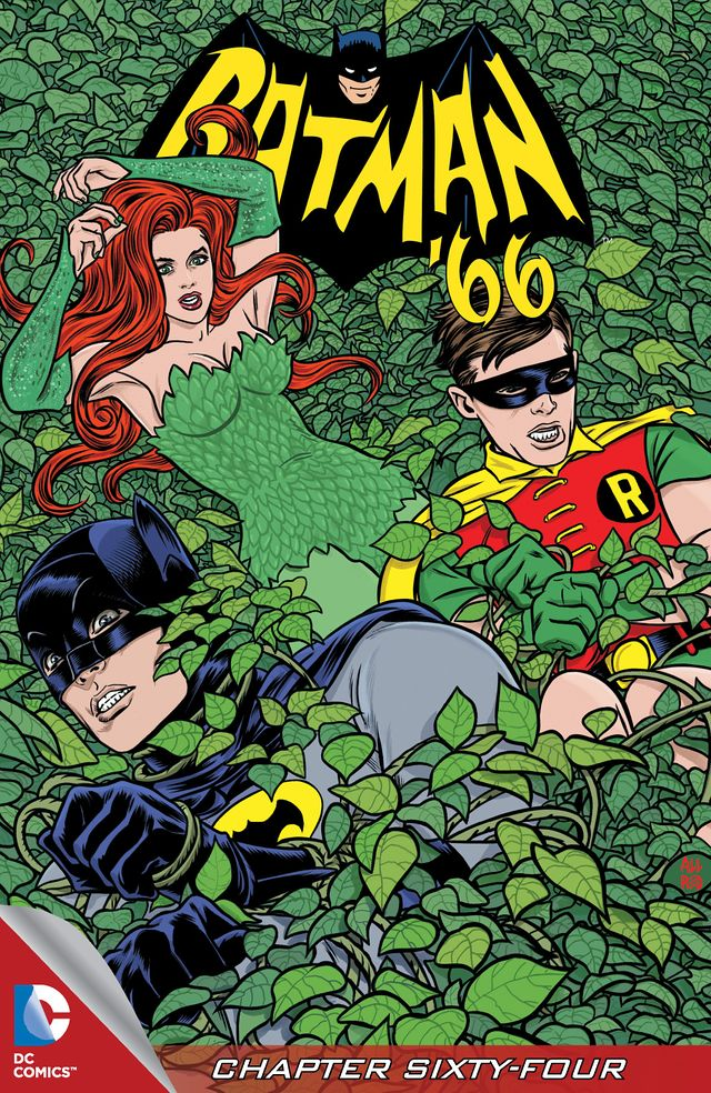 Batman '66 #26 cover