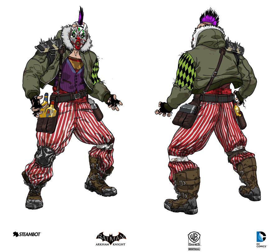 Joker Thug
