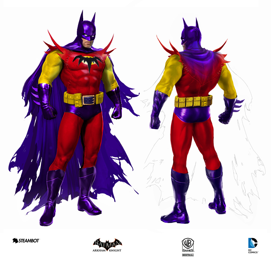 Batman Zur En Arr
