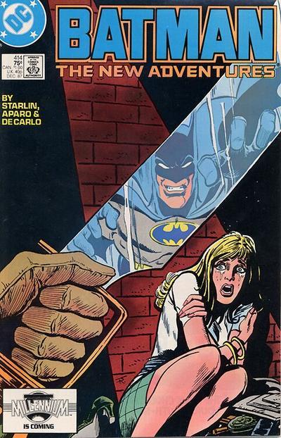 Batman #414