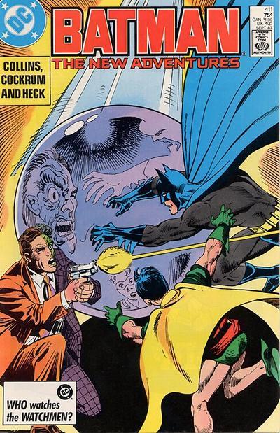 Batman #411