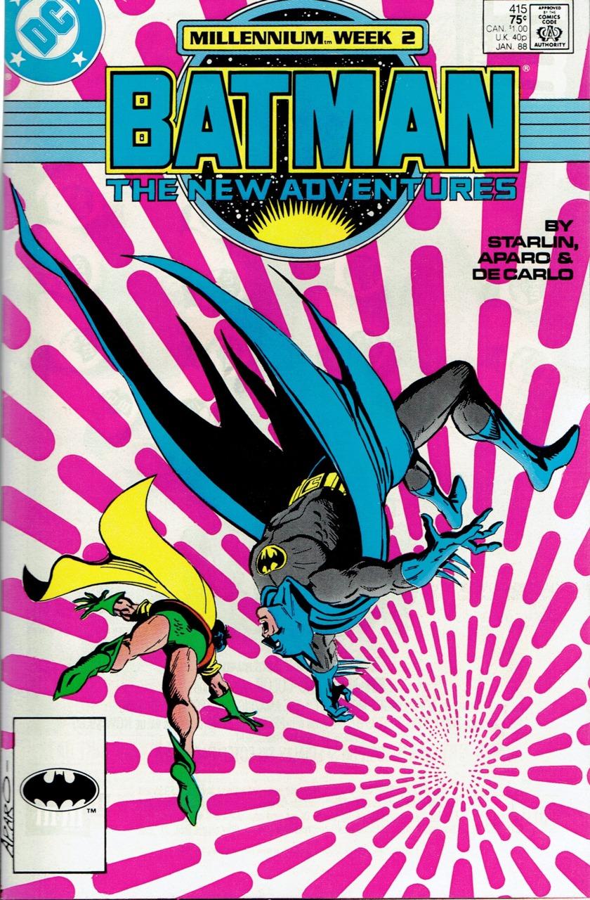 Batman #415