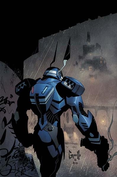 BATMAN VOL. 8: SUPERHEAVY HC