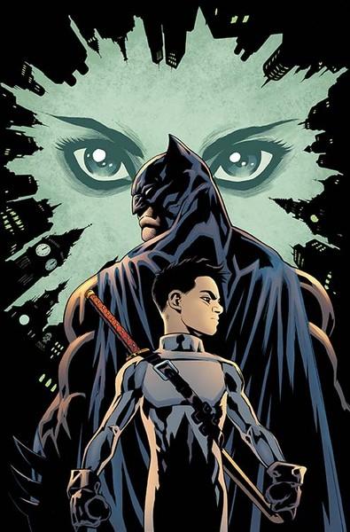 ROBIN: SON OF BATMAN VOL. 1 – YEAR OF BLOOD HC