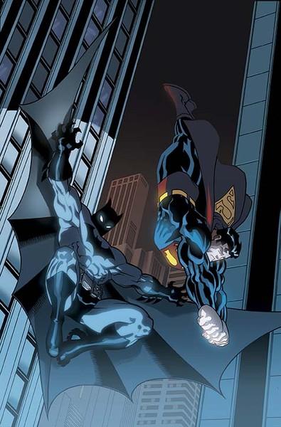 DC ESSENTIALS: SUPERMAN/BATMAN #1