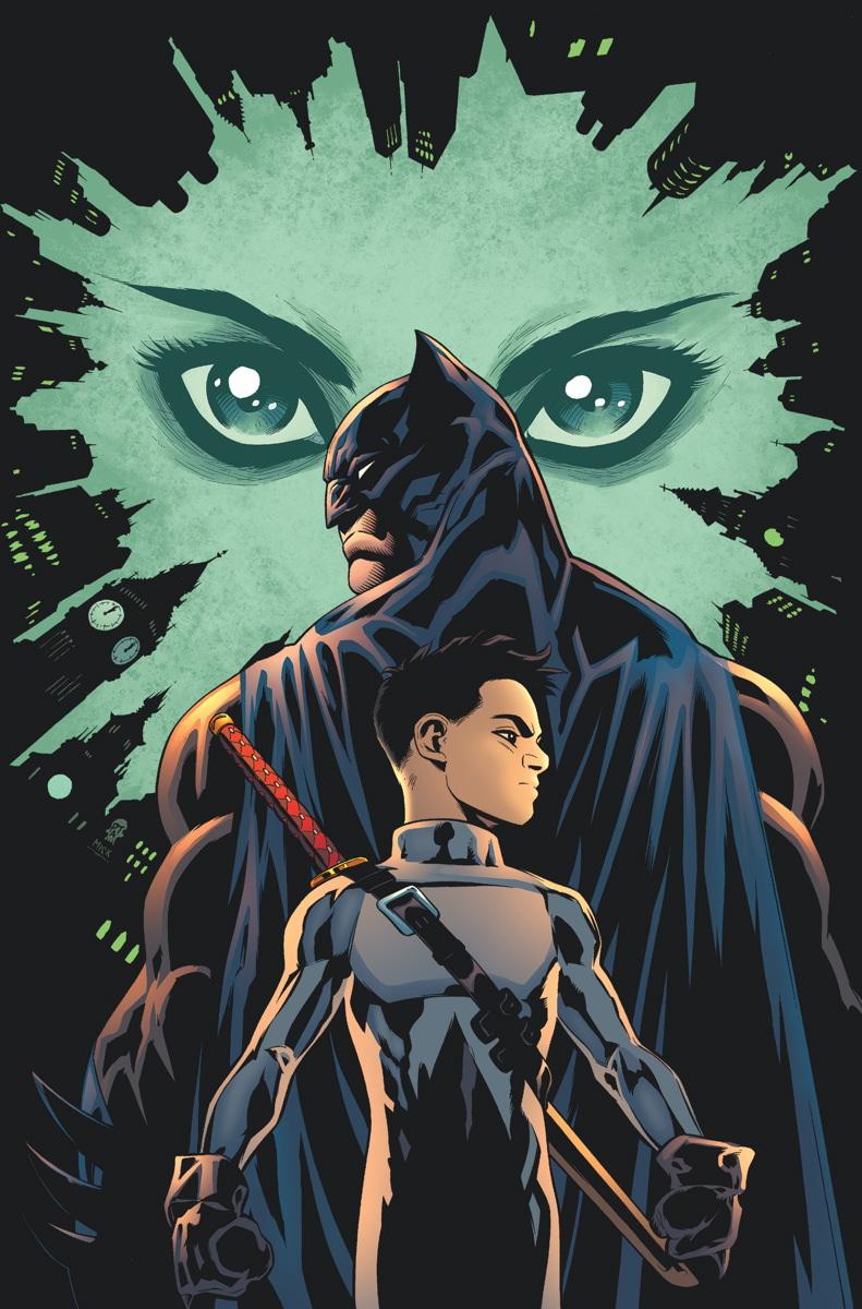 Robin, Son of Batman #8