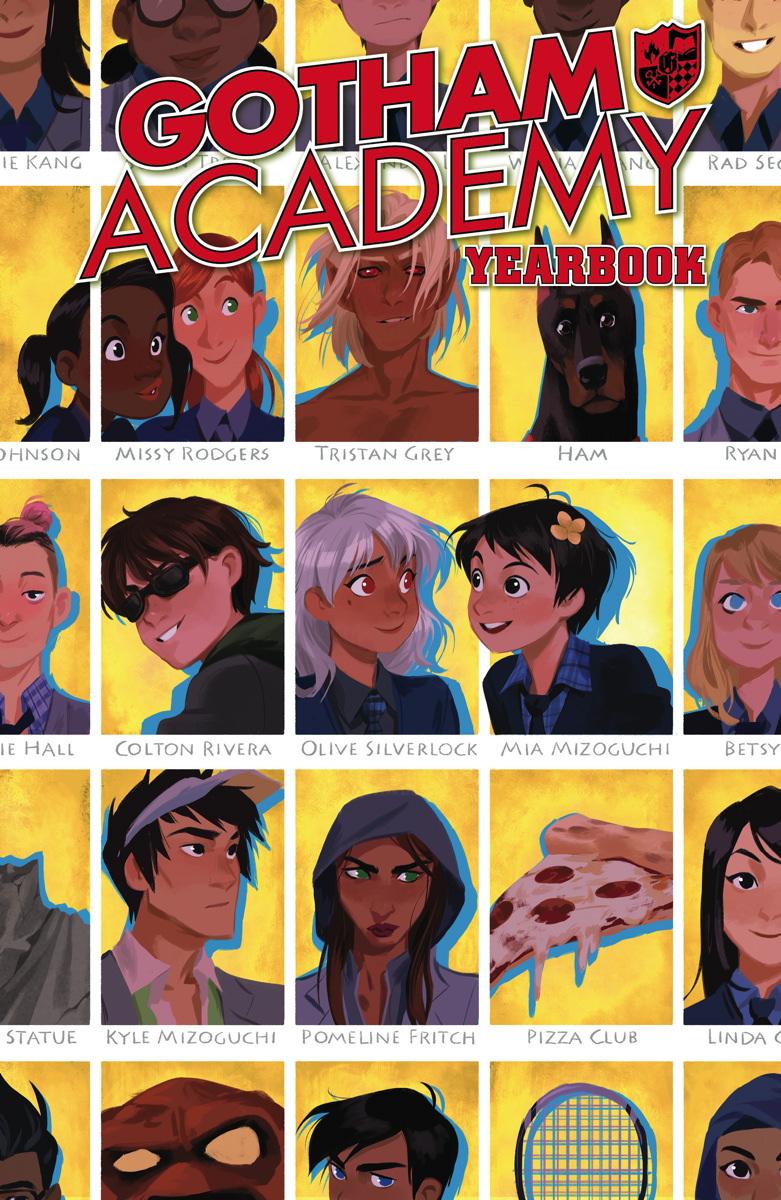 Gotham Academy #14