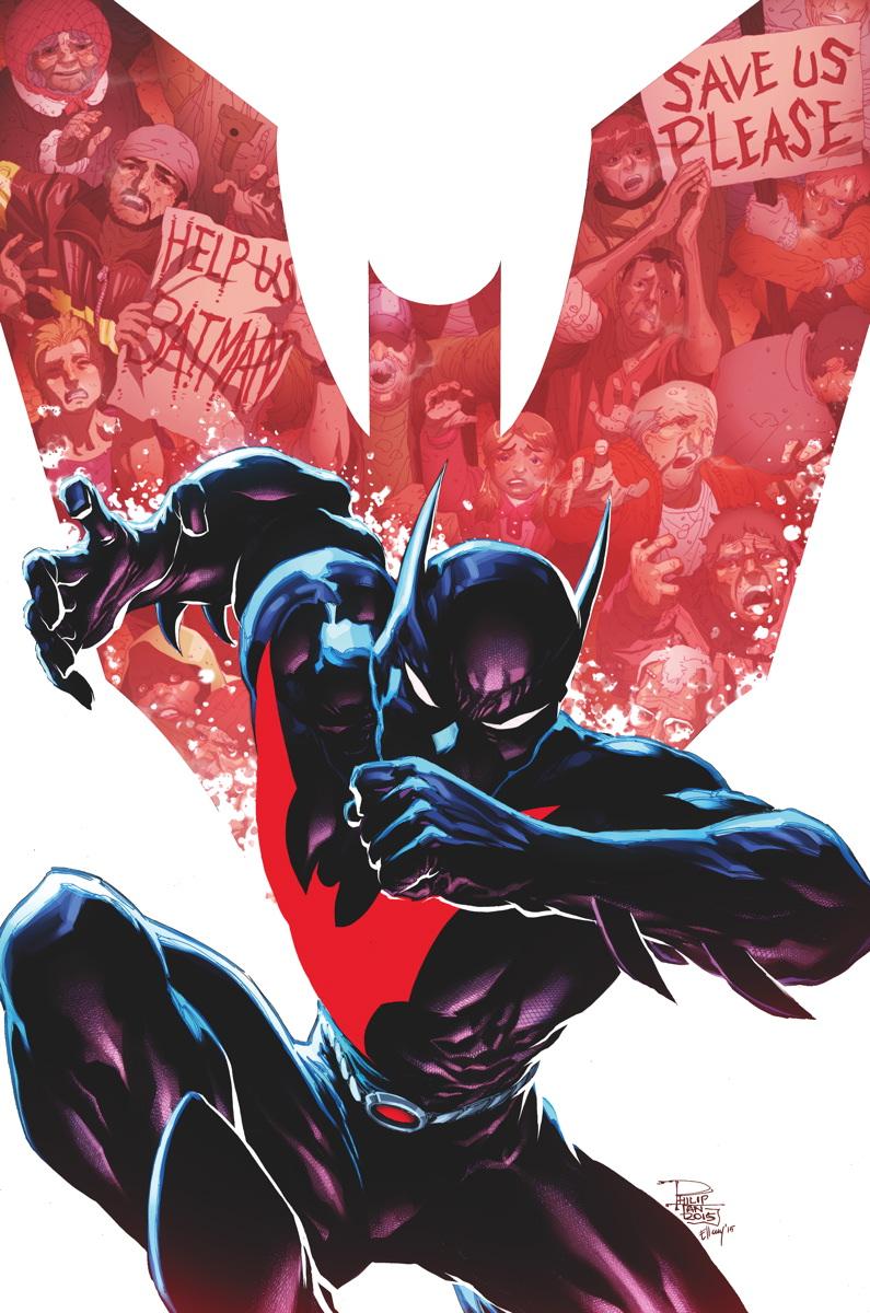 Batman Beyond #8