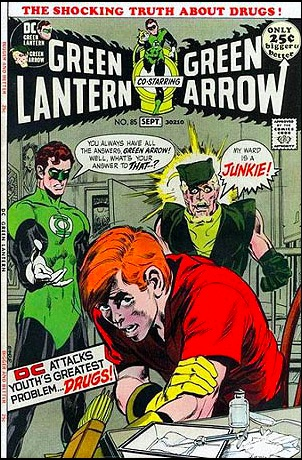 Neal Adams cover from Sept. 1971