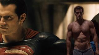 Henry Cavill Superman Justice league Dark Knight News