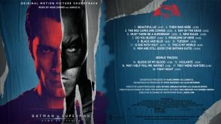 Batman v Superman soundtrack Covers Darkknightnews