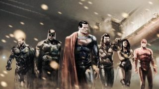 Justice League Title Confirmed Dark Knight News