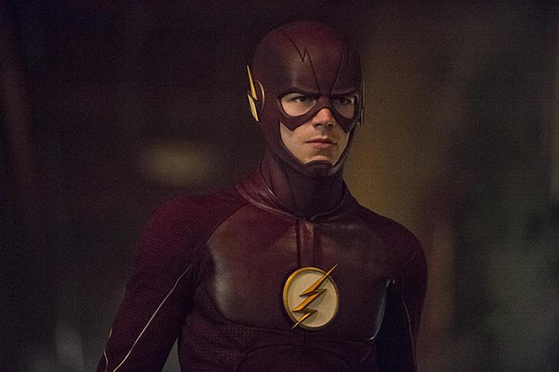 The Flash's TV Costume