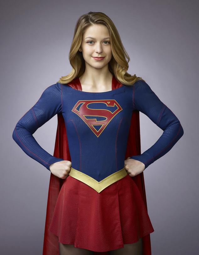 Supergirl's TV Costume