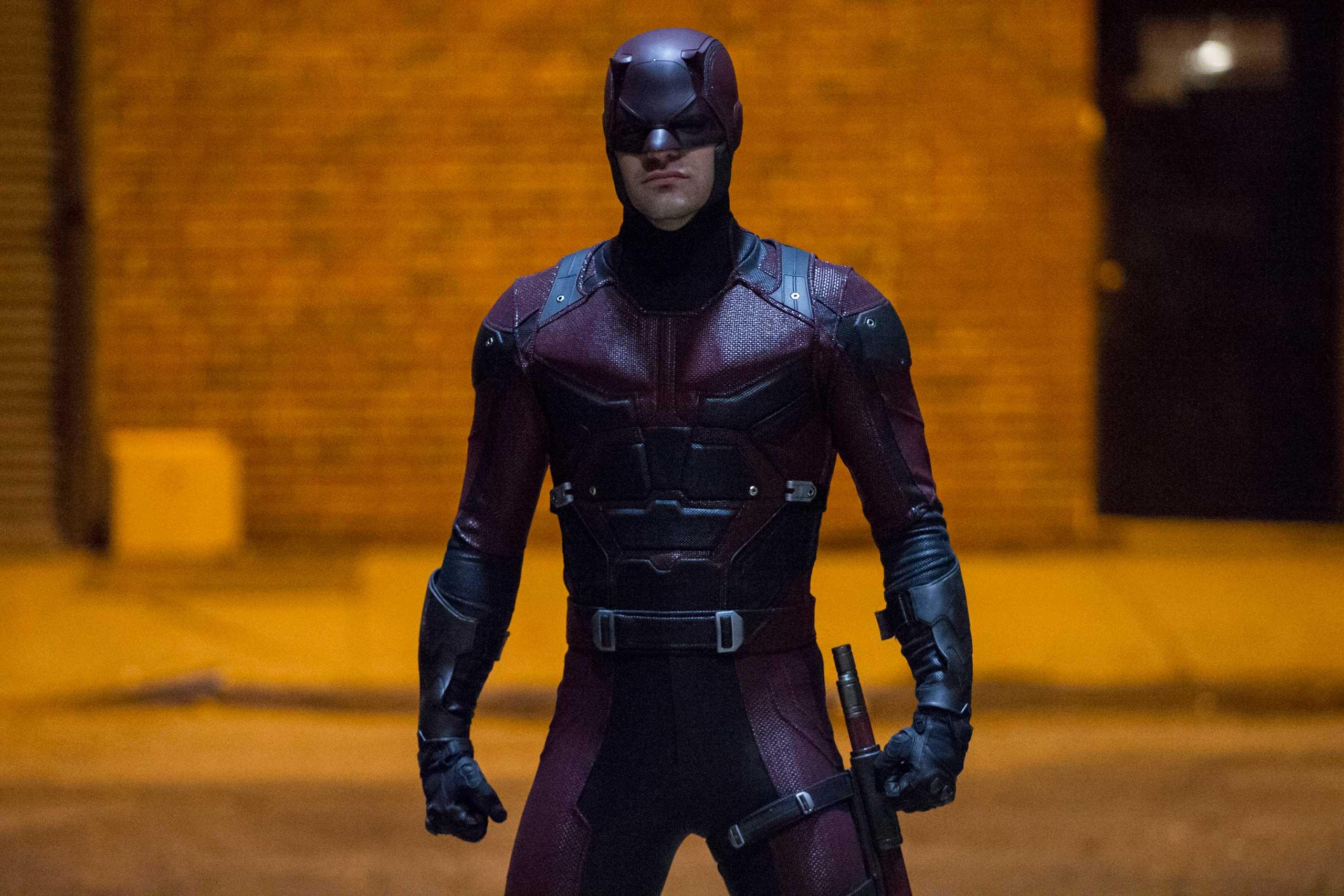 Daredevil's TV Costume