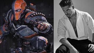 It's No Rumor: Joe Manganiello Cast As Deathstroke Dark Knight News