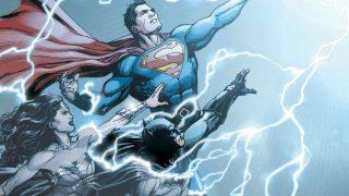 DC Rebirth dark knight news
