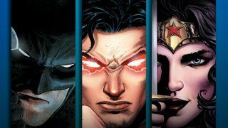 DC Rebirth Holiday Sale dark knight news