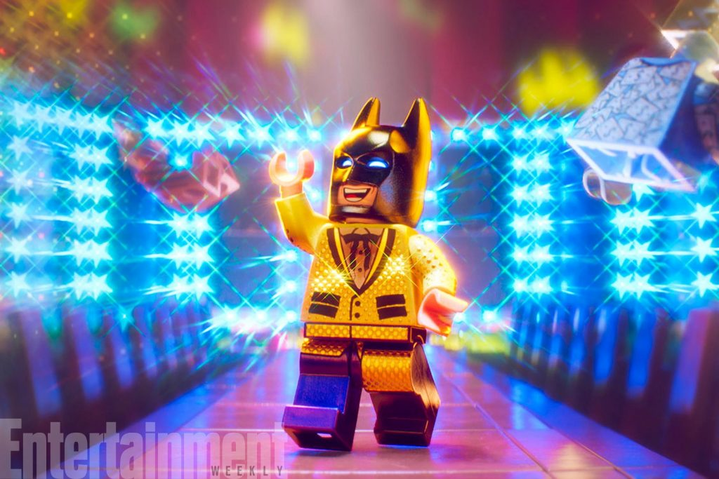 Bruce Wayne Goes for Gold in LEGO Batman Movie Dark Knight News