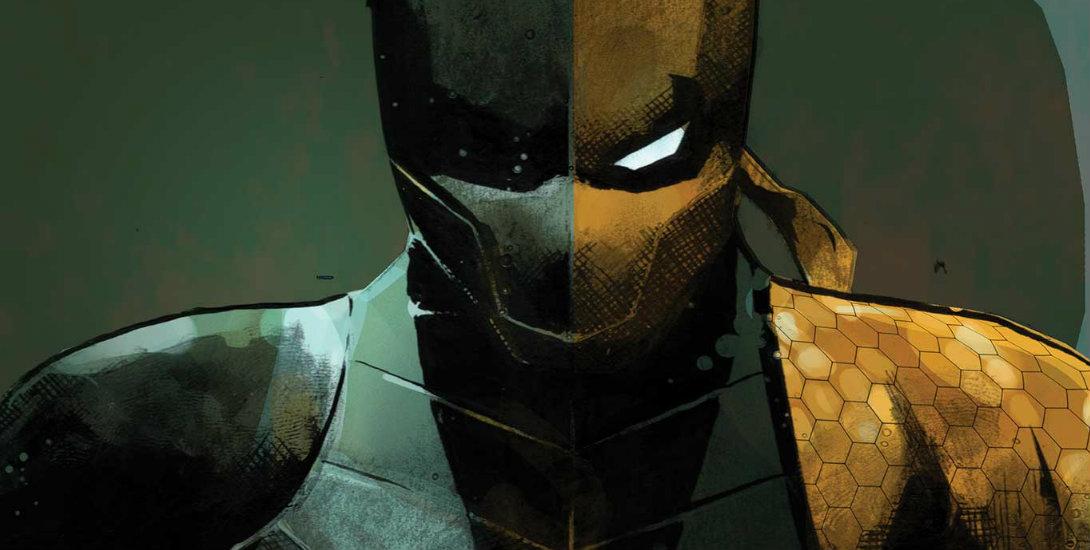 Review: Deathstroke #9 Dark Knight News