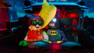 Robin Wants a Hug in New 'LEGO Batman Movie' Promo Dark Knight News