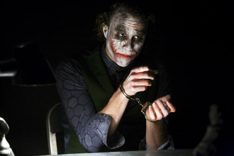 heath ledger joker dark knight news gcpd