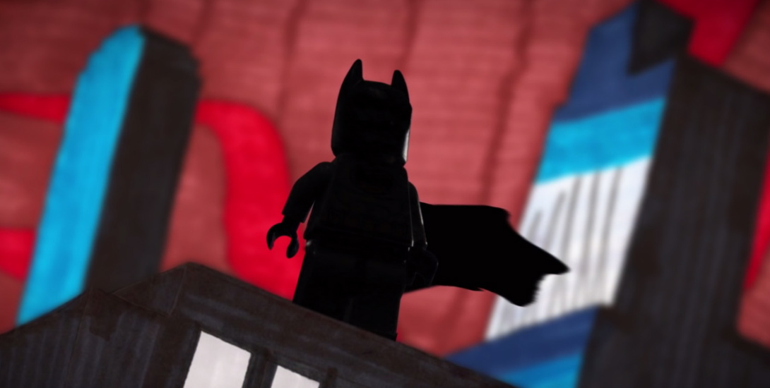 'Batman: The Animated Series' Intro Gets the LEGO Treatment Dark Knight News