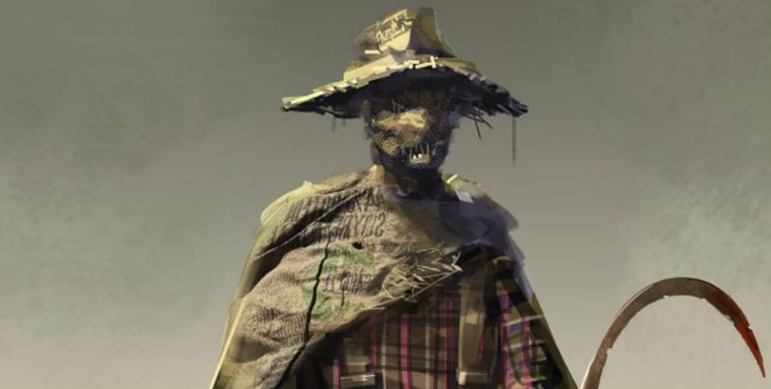 DCEU Scarecrow Revealed in 'Suicide Squad' Concept Art Dark Knight News