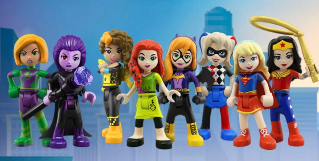 Lego Dc Super Hero Girls Brain Drain Coming To Dvd Digital Hd Dark Knight News