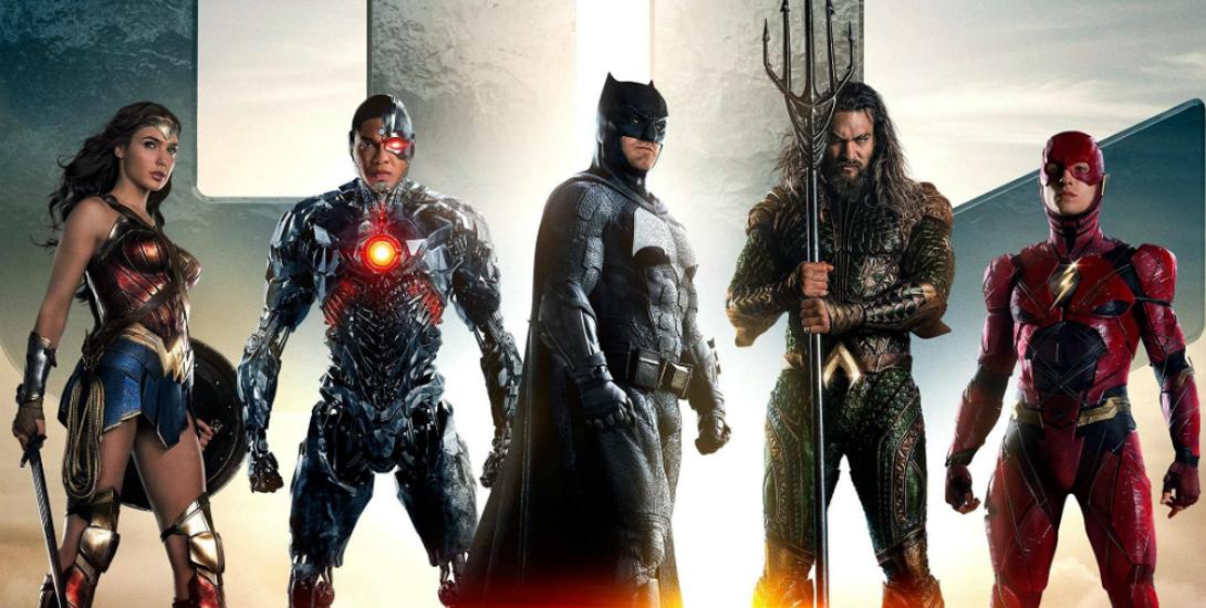 Justice League Trailer featured