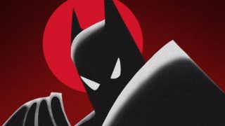 Mark Hamill is the Joker and Kevin Conroy is Batman
