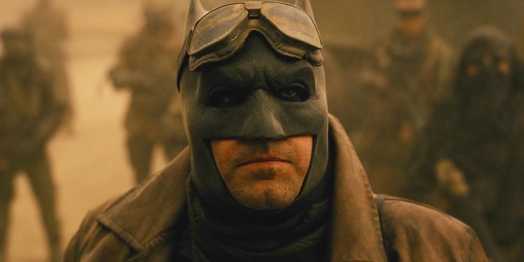 knightmare batman movie