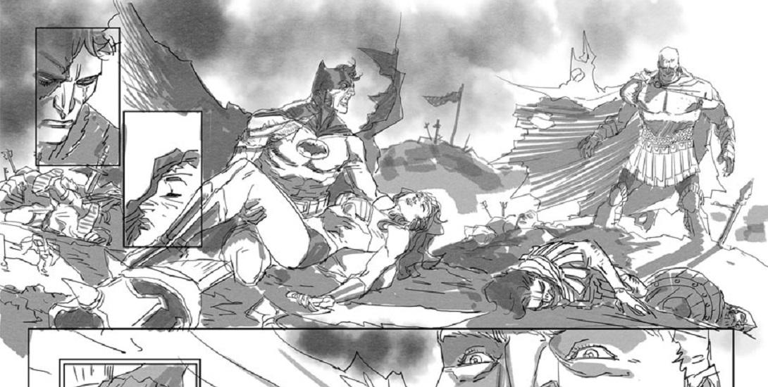 Dc All Access Batman The Merciless Gotham By Gaslight Dark Nights Metal And More Dark Knight News