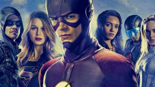 Justice League Arrowverse Dark Knight News