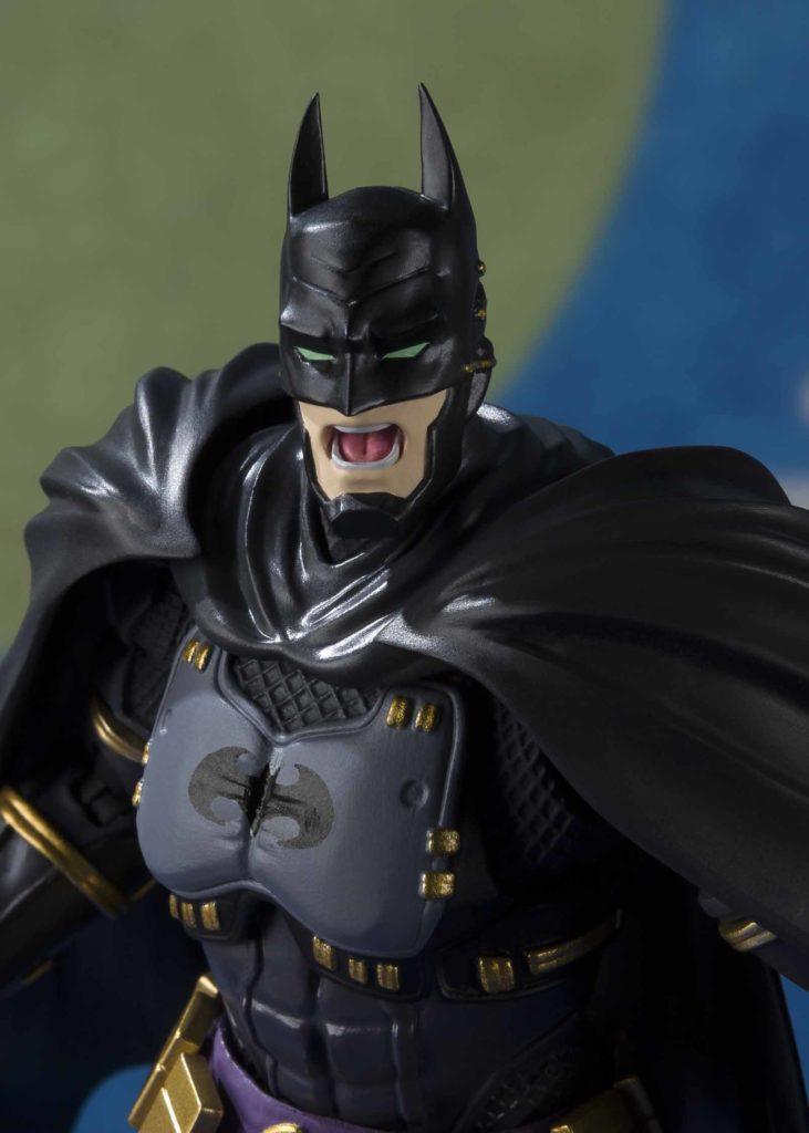 Batman Ninja To Release Tie In Action Figures Dark Knight News