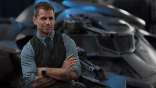 Justice Con Zack Snyder Dark Knight News
