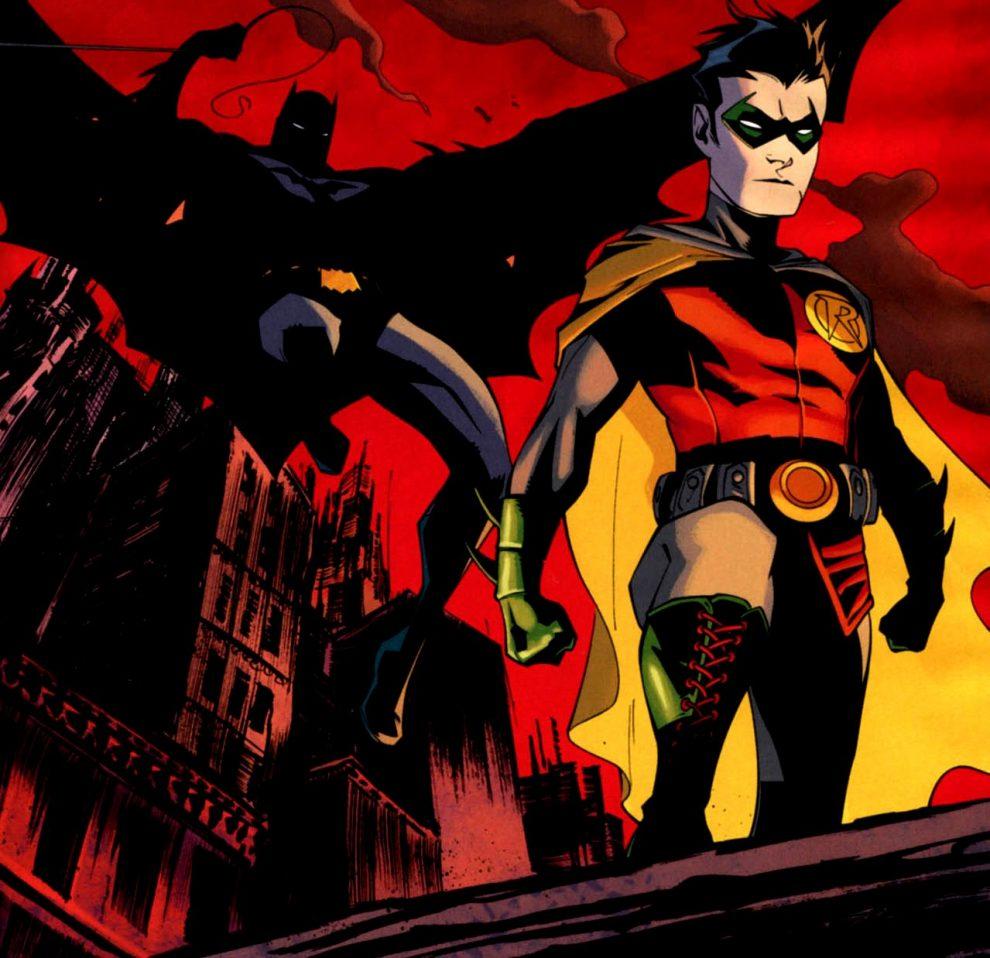 Damian Wayne as Robin