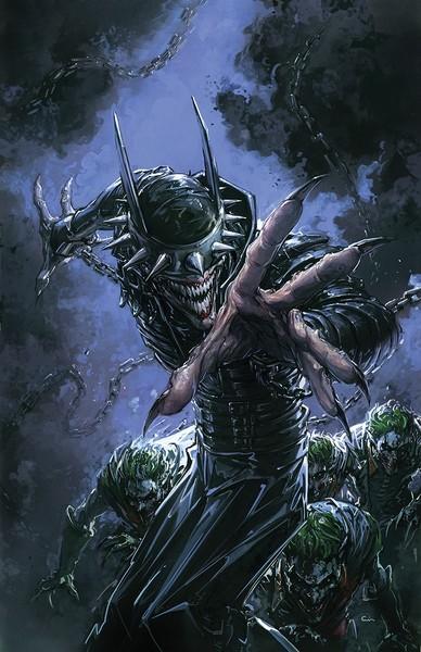 Scorpion Comics - Clayton Crain