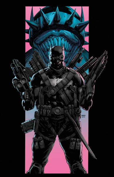 Yesteryear Comics - Jason Fabok