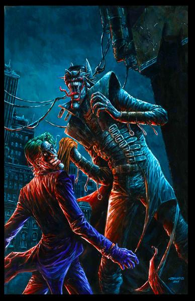 Unknown Comic Books - Johnny DesJardins