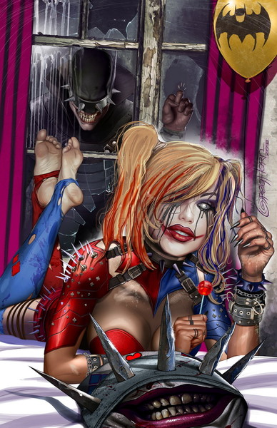 ComicsXposure - Greg Horn