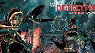 Detective #1000 - best selling comic of 2019