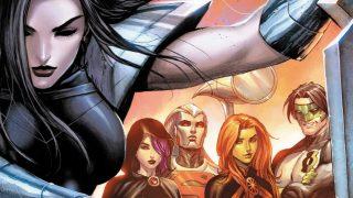 Review: Titans #33 Dark Knight News