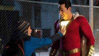 'Justice League' Reception Didn't Impact 'Shazam!' Dark Knight News