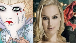 Rachel Skarsten plays Alice in 'Batwoman'