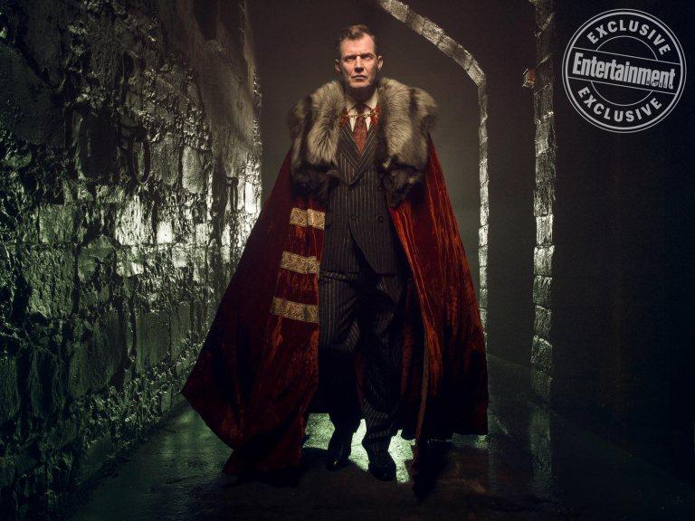 Jason Flemyng as Lord Harwood