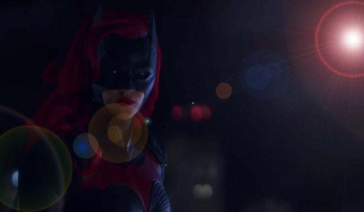 batwoman pilot cw dark knight news