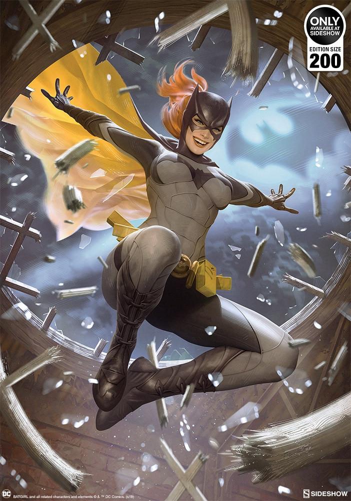 Batgirl Print